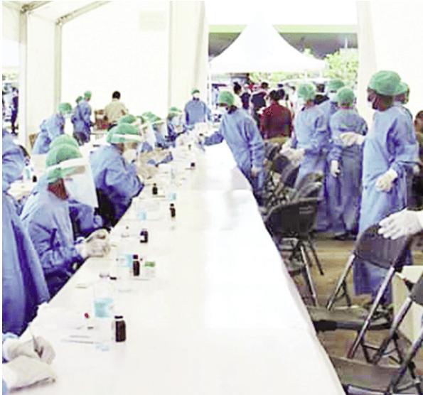Pandémie – La contamination au covid- 19 s'aggrave à Tana